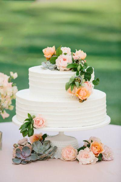 Свадьба - Colorful Summer Wedding At Ojai Valley Inn