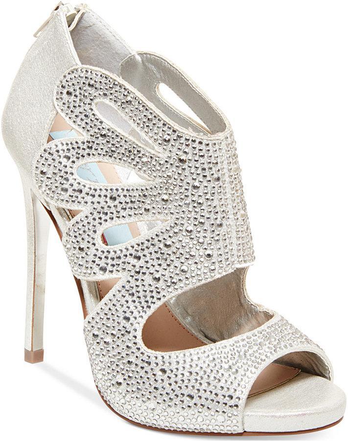 3fe7109856d Blue Wedding - Beautiful Wedding Shoe For Bride #2230373 - Weddbook