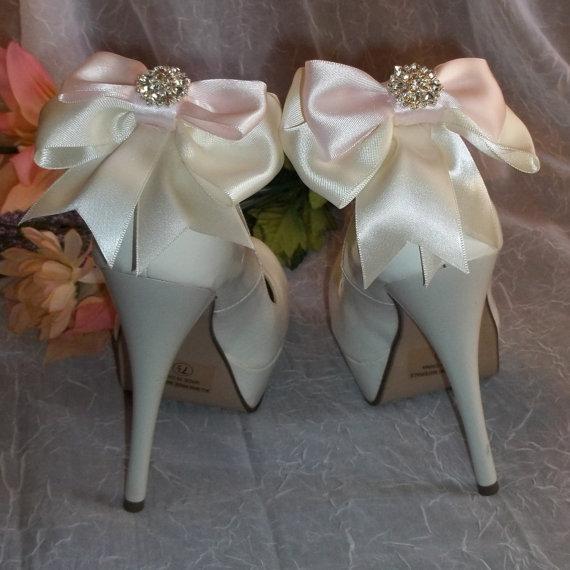 Свадьба - Wedding Shoe Clips