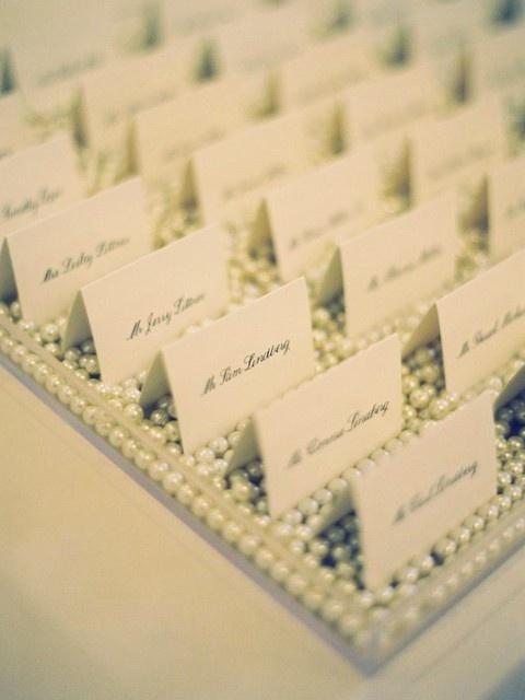 Свадьба - Wedding Seating Charts And Escort Cards