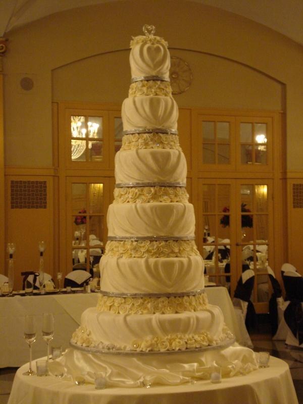 Hochzeit - Dreamy Wedding Cakes