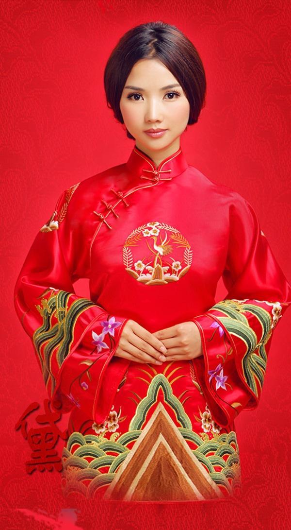 Wedding - China - Cheongsam / Qipao/ Ao Dai