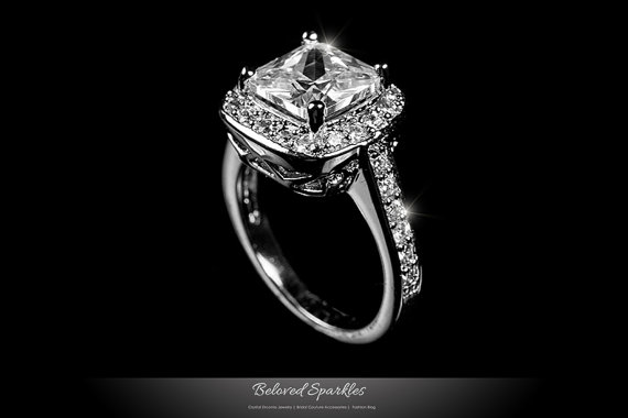 Celebrity Inspired Engagement Rings | Eve's Addiction®