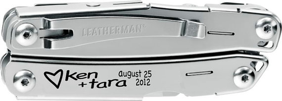 Wedding - 6 of Engraved Leatherman Wingman Multi Tool Groomsmen Gift - Father's Day Gift - Wedding Gift