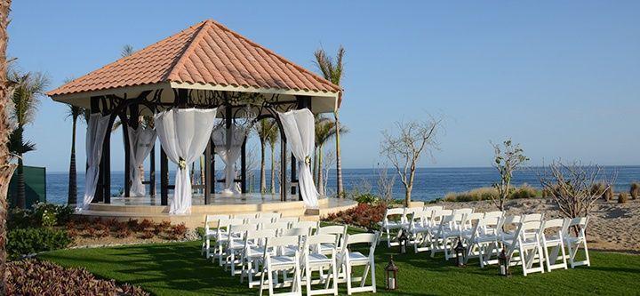 Secrets Puerto Los Cabos Wedding Cake