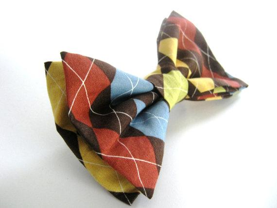 زفاف - Dog Bow Tie Removable bowtie Dog collar bow tie Pet bow tie Large dog bow Wedding dog bowtie  Small dog bow tie