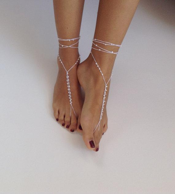 c696bc9eeb6f31 Barefoot Sandals Bead