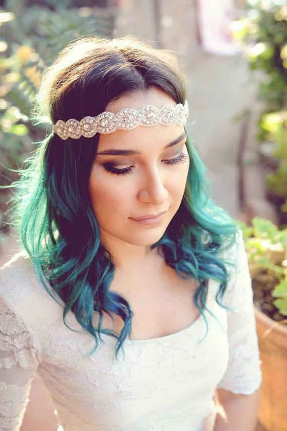 Vintage Wedding Headband 3