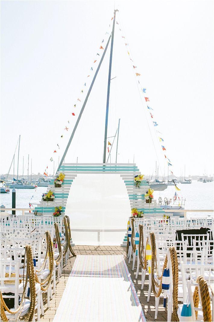 Wedding - Balboa Yacht Club Wedding
