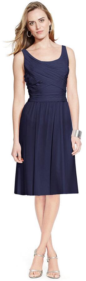 Lauren Ralph Lauren Scoop Neck Sleeveless Dress 2232861 Weddbook