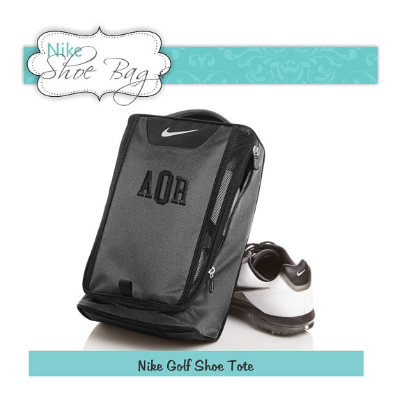 Personalized Golf Shoe Bag By Nike