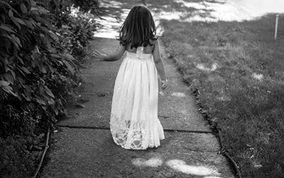 Свадьба - Flower Girl Dress, Maxi Dress, Destination Wedding, Boho Dress, Wedding, Lace Flower Girl Dress, Baptism Dress, Rustic Wedding, Boho Wedding
