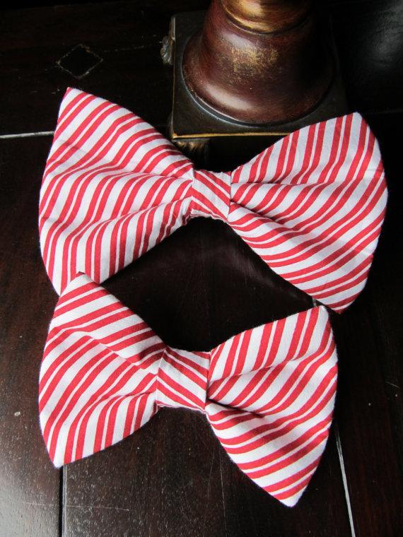 Свадьба - Dog Bowtie, Doggie Bowtie - Handmade Dog Collar Accessories - Small, Medium and Large Sizes