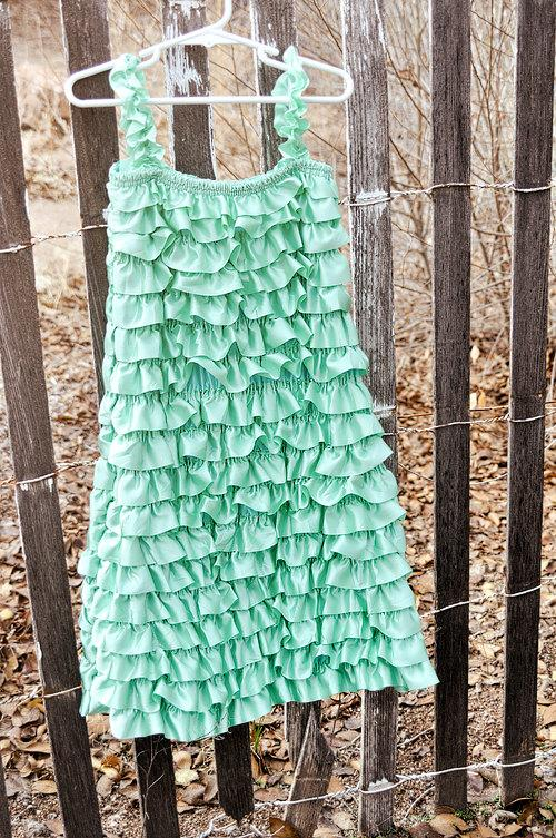 Hochzeit - Tiffany Blue Flower Girl Dress -Mint Flower Girl Dresses-Rustic Flower Girl Dress-Shabby Chic Flower Girl Dress-Aqua-Tiffany Blue Dress
