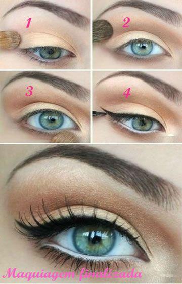 Свадьба - Top 10 Natural Makeup Look Ideas