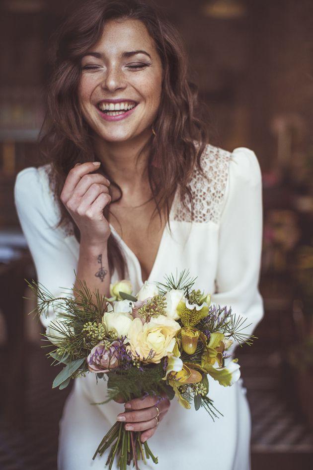 Wedding - Parisian Chic Meets Southwest Boho; Folk Wedding Inspiration