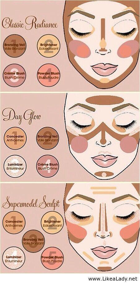 Свадьба - Beauty : Make-up : Tips