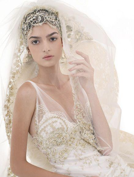 Mariage - Wedding Veils/Hair Pieces/Floral Crowns