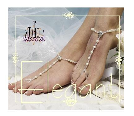 Nozze - ELEGANCE Barefoot sandals