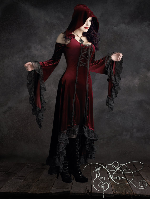 Plus Size Wedding Dress Gothic - Holiday Dresses