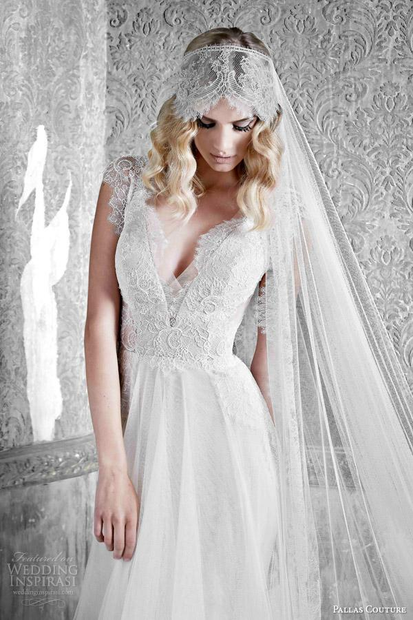 Boda - Pallas Couture 2015 Wedding Dresses