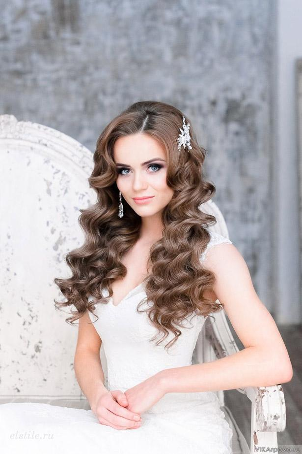 Wedding - Gorgeous Marriage Hairstyles and Make-up Concepts