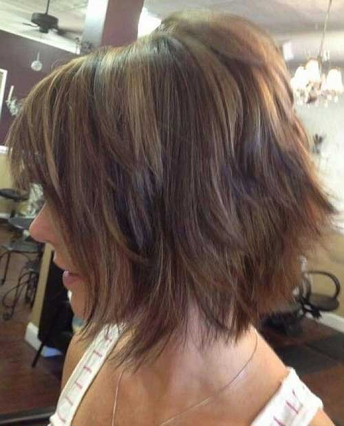 Mariage - 25 Short Choppy Hairstyles 2014 - 2015 - Tips For Girl