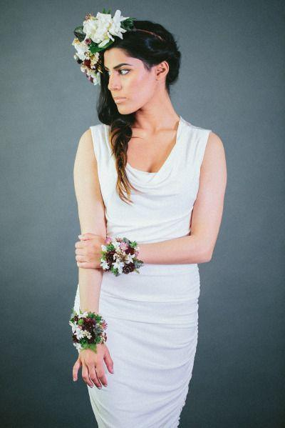 Mariage - Colorful Winter Floral Inspiration