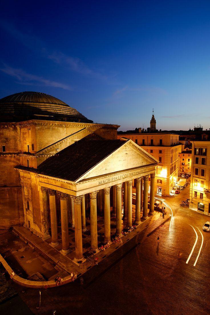 Hochzeit - Pantheon, Rome.