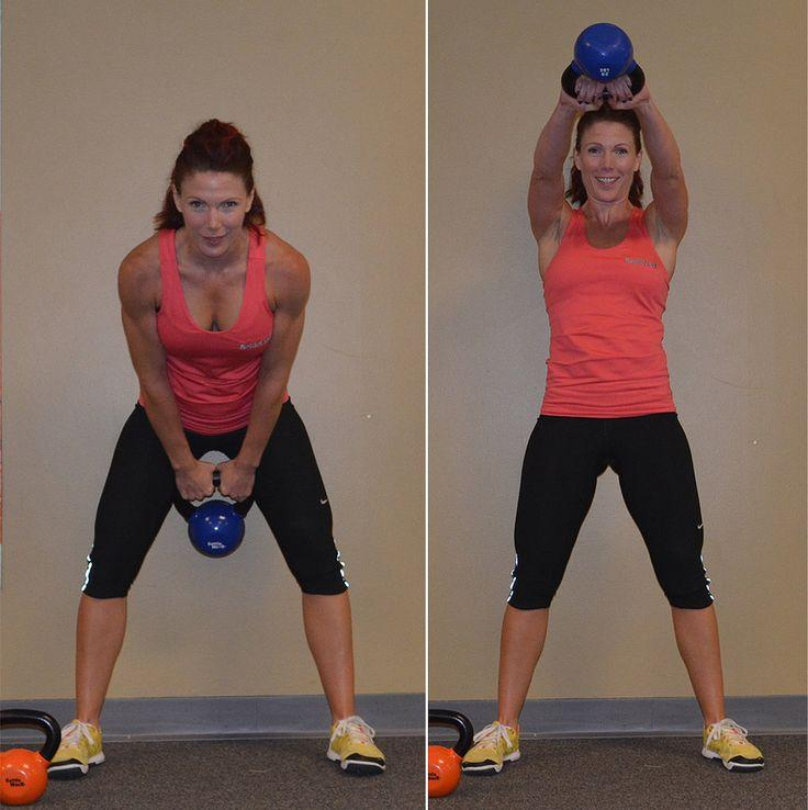 Свадьба - Want To Burn More Calories? Try This Kettlebell Workout