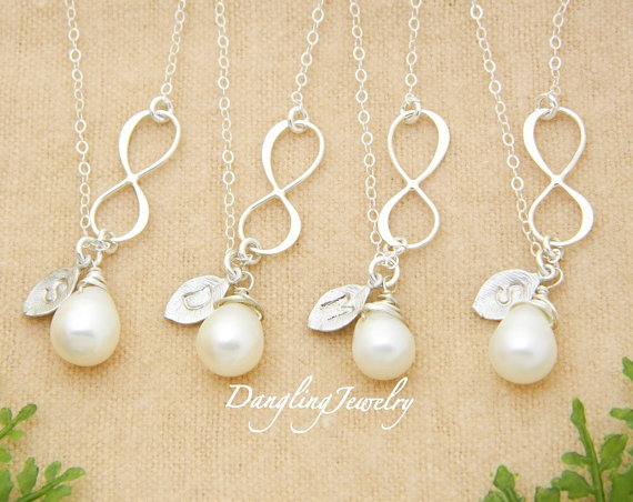... Jewelry, Wedding Party, Bridesmaid Necklace #2236730Weddbook