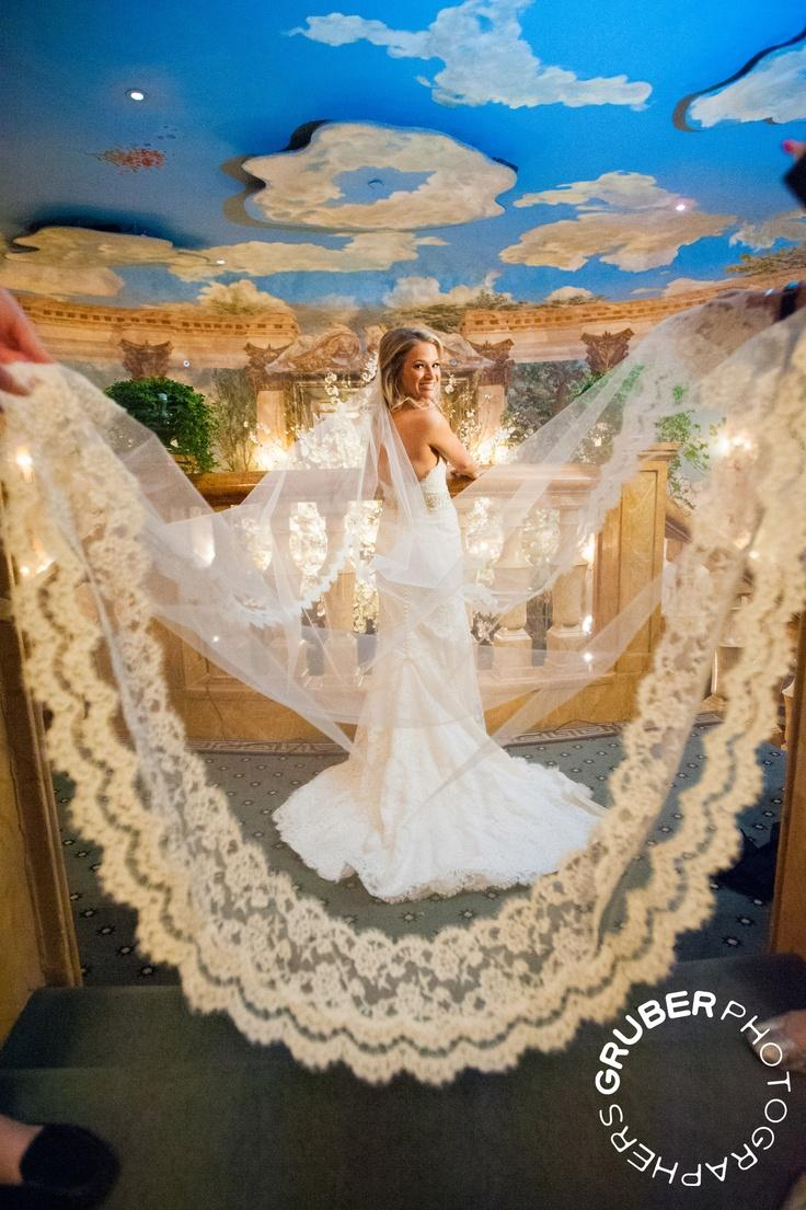 Свадьба - Weddings-Bride-Veil