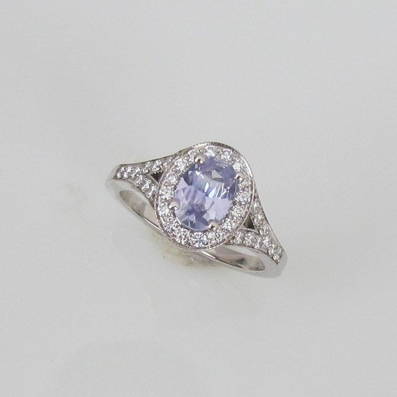 tanzanite rings gold purple ring natural sapphire sapphires engagement lavender silver