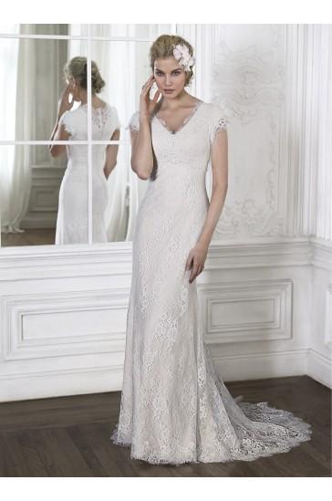Wedding - Maggie Sottero Bridal Gown Leilani / 5MR150