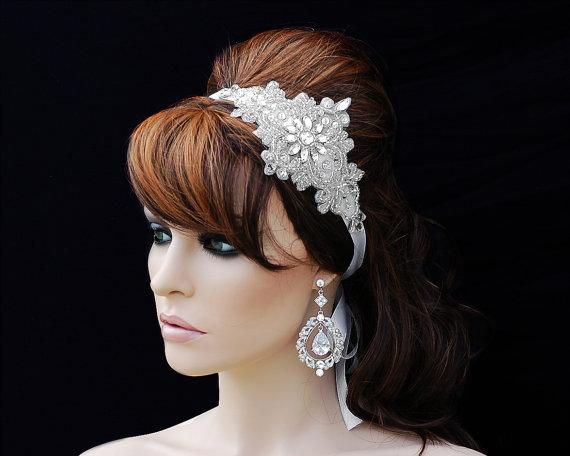 زفاف - Bridal Headpiece , Accessories , Weddings Bridal Rhinestone Headband , Prom Tiara , Wedding Headpiece