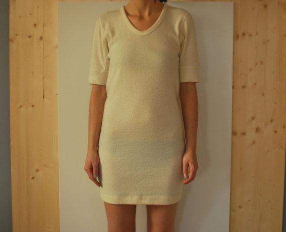 Angora Mini Dress