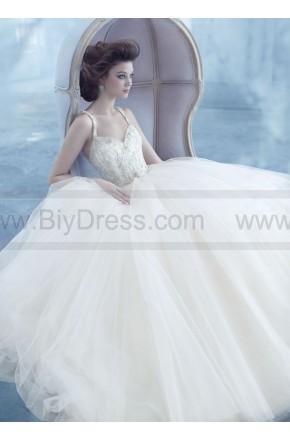 Свадьба - Lazaro Wedding Dresses Style LZ3319