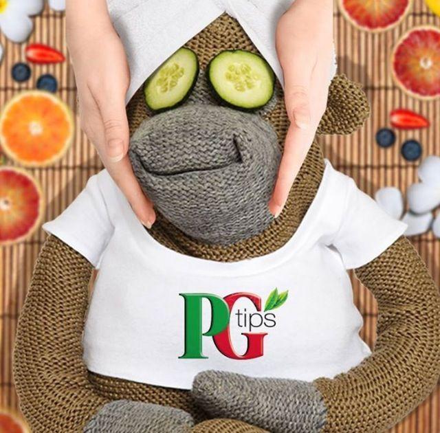 Mariage - PG Tips Monkey!