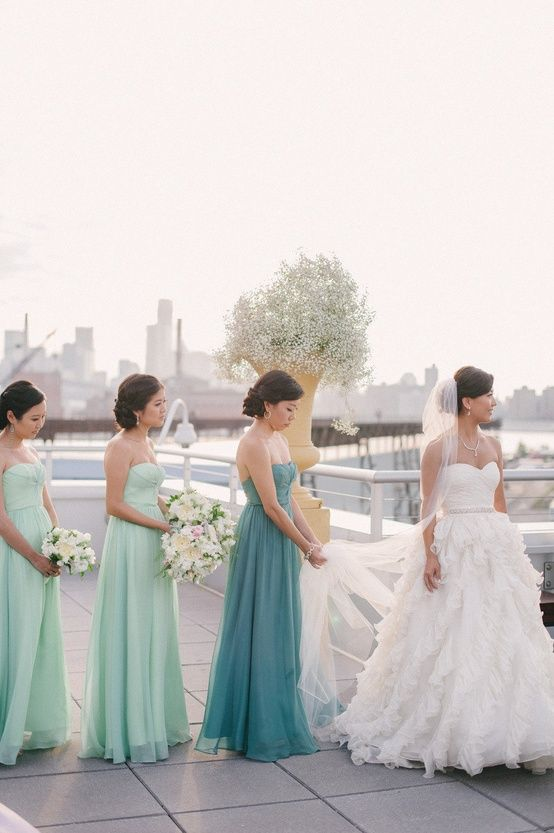 Mint Green Wedding Palette Inspiration