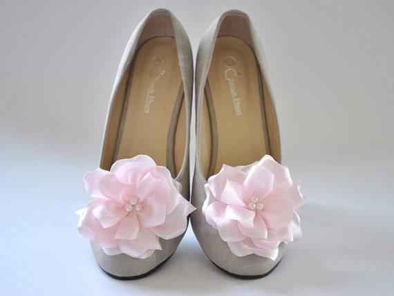 pale pink shoe bridesmaids shoes bridal shoes
