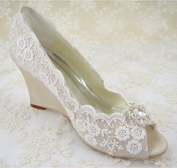 Wedding Shoes Wedges Nz