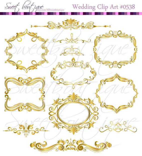 free wedding scrapbook clipart - photo #24
