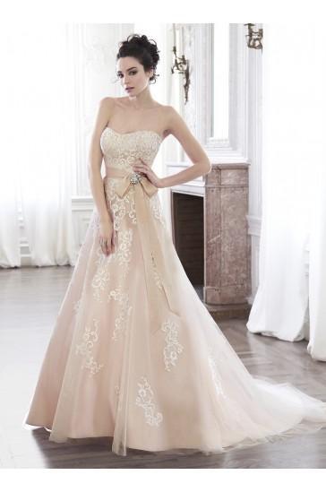 Mariage - Maggie Sottero Bridal Gown Ellarae / 5MT130LU
