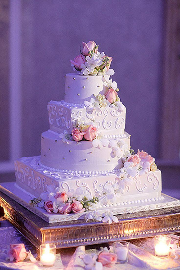 25 jaw dropping beautiful wedding cake ideas 2240508 for Beautiful wedding decorations