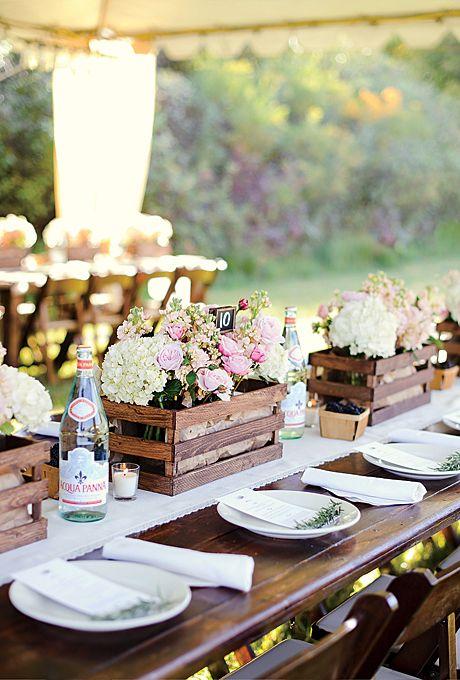 Свадьба - The Most Creative Winery Wedding Style Ideas Vineyard Wedding Planning
