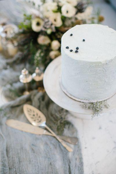 Boda - 50 Shades Of Winter Gray Wedding Inspiration