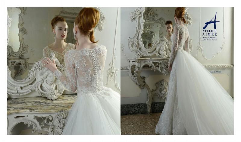 Atelier Aimee Wedding Dresses 2018