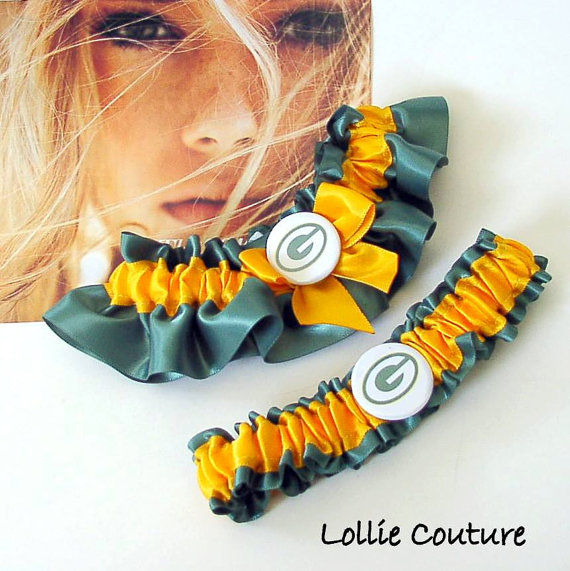 زفاف - Sports Garters, Wedding Garter belts, Football Lingerie