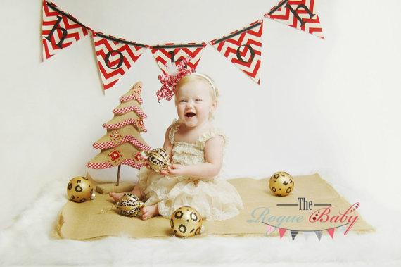 زفاف - Baby Girl Cream Ruffle Petti Lace Dress - Vintage Look - Flower Girl Dress 18 24 months 2T Rustic Wedding