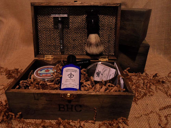 Unique Groomsmen Gift Box Shave Kit For Groomsmen 2242383 Weddbook